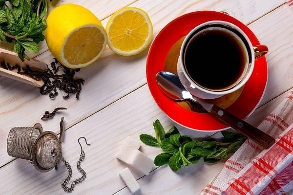 Tea Ingredient That Slows Metabolism to Avoid